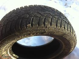 4- 235/65R17 Studded General Altimax Arctic