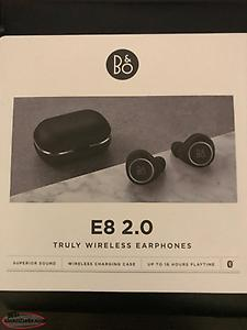B&O E8 2.0 Truly Wireless Earphones