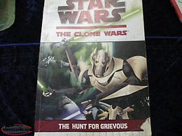 WE DELIVER, Paperback Star Wars, The Clone Wars, Grievous