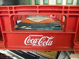 Newfoundland Coke Coca Cola Collectable Vintage Plastic Tray Crate Stackable