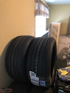 Qty.2 Falken Azenis FK510 Tires 275/40ZR20XL (BMW X5)
