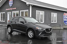 2016 Mazda CX-3 Skyactiv AWD auto leather sunroof INSPECTED - nlcarshop.com