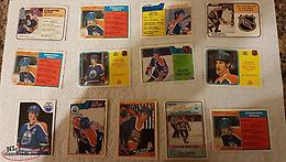 NHL older hockey cards