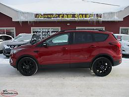 2109 Ford Escape Titanium 4WD 13kms $245 B/W