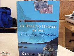 as near to heaven by the sea history of nfld and labrador