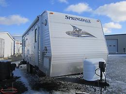 2011 Springdale 266RLSS Couples Trailer Only $76 Biweekly Tax Included!