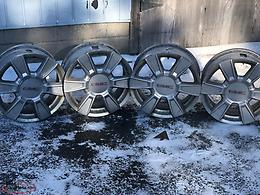 Alloy Rims And All Season Tires for Sale $300.00 Ono