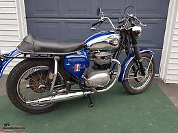 1967 BSA 500 ROYAL STAR