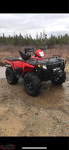 2010 Polaris Sportsman 500ho