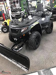 2020 Arctic Cat 700 TRV With Plow $82-Bi-Weekly