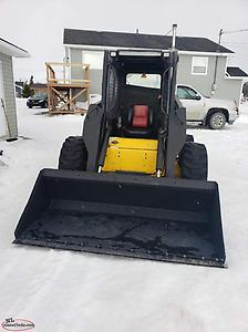 2002 New Holland Loader