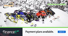 Snowmobile Financing