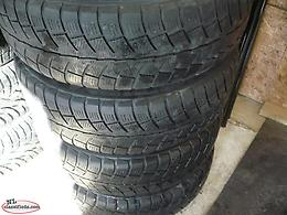215/70R16 WINTER TIRES AND RIMS WITH SENSORS OFF MITSIBISHI RVR