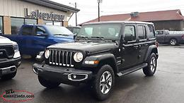 Save THOUSANDS on a 2018 Jeep Wrangler!!!