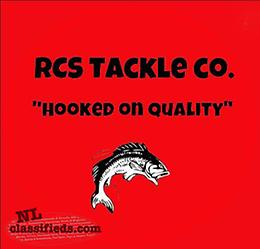 RCS Tackle Co. Hildebrandt Spinners