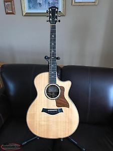For Sale: Taylor 814 CE Acoustic Electric Guitar