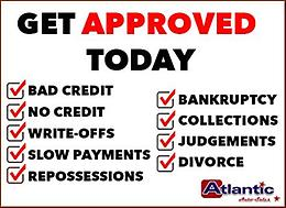 GET APPROVED TODAY!!!
