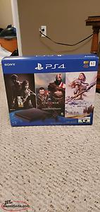 New Ps4 Bundle For Sale
