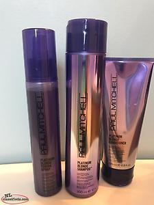 Selling Professional Paul Mitchell Platinum hair