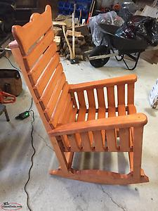 Rocking Chair - Locally Hand Crafted!