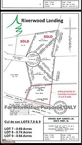 Land For Sale Riverwood Landing