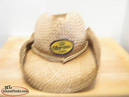 BEER LOGO STRAW HAT CORONA EXTRA LOT B