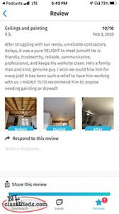 Drywall Contractor St John's NL
