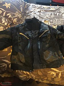 4xl fxr winter jacket