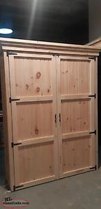 Beautiful Hand Crafted Murphy Bed