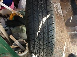 1 15IN. BRIDGESTONE B420 ALL SEASON TIRE P205/70R15