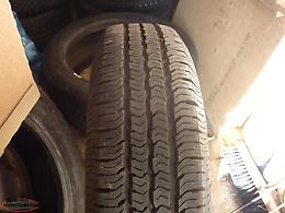 1 16IN. GOODYEAR WRANGLER ST M+S TIRE P215/75R16