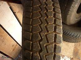 1 16IN. TRAIL CUTTER RADIAL M+S WINTER TIRE LT225/75R16