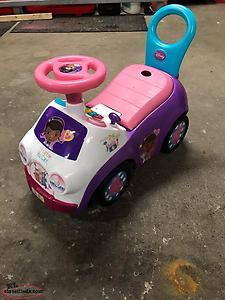 Doc. McStuffins Push Car