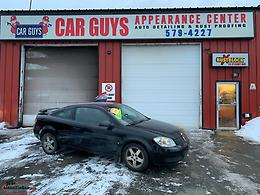 BUY HERE PAY HERE 2009 Pontiac G5 174Km, Auto, 2 Door Loaded ! INSPECTED !