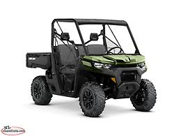 Fun 'n' Fast Deal - SAVE $800 on a NEW 2020 Can-Am Defender DPS HD8
