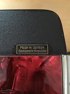 German Made Accordion In G