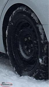 Winter Tires And Rims For Camry