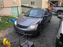 2005 Civic For Parts