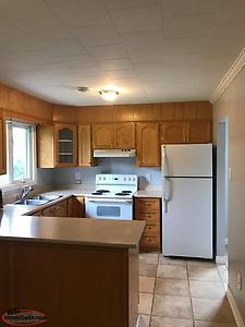 Main Level Of House In CBS With 3 Bedrooms And Storage Shed