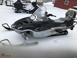2007 Artic Cat ski doo