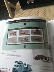 Canada 95 Stamps