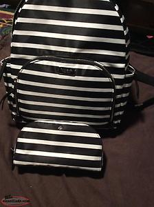New! Authentic Kate Spade Backpack And Accessory Bag