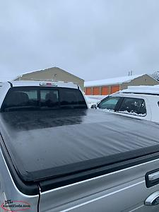 Soft Trifold Tonneau Cover For Ford