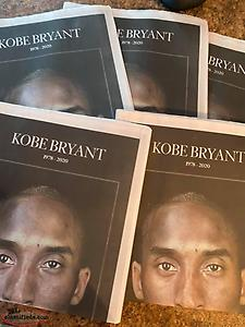 Kobe Bryant LA times Newspapers