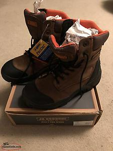 Waterproof ,composite toe jb goodhue work boots