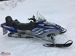 2004 Polaris Edge Touring 550 Fan