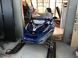 2004 Polaris 550 Edge Touring