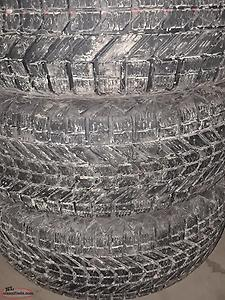 4 215/55R17 tires like new