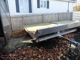 End of SEason Blowout Trail Rider RRRT812SA Open Deck Snow Trailer