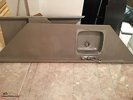 Counter Tops And Sink